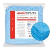 Салфетки PRO service из микрофибры универсальные 5 шт (16шт/ящ)