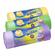 Пакет для мусора Фрекен БОК полиэтилен с затяжкой Стандарт зеленый 35 л / 15 шт. (30 шт. / ящ.)