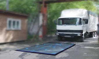 Дезинфекционный коврик Агровет - автобарьер (100*200*9 см)