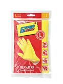 Перчатки БОНУС резиновые универсальные L (144шт/ящ)