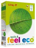 Порошок стиральный для цветных вещей FEEL ECO color washing powder коробка (1.33 кг)