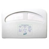 Держатель для накладок на сидения унитаза пластиковый 1 шт (1шт/ящ)