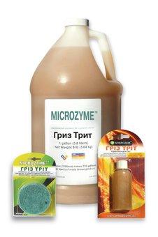 Биопрепарат ТМ Микрозим ГРИЗ ТРИТ жидкий концентрат (50мл)