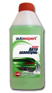Автошампунь (концентрированный) AutoExpert (1 л)